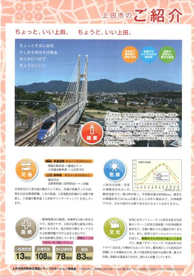 上田市のリンク