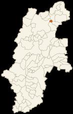 小布施町の位置