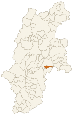 原村の位置