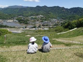 生坂村の画像