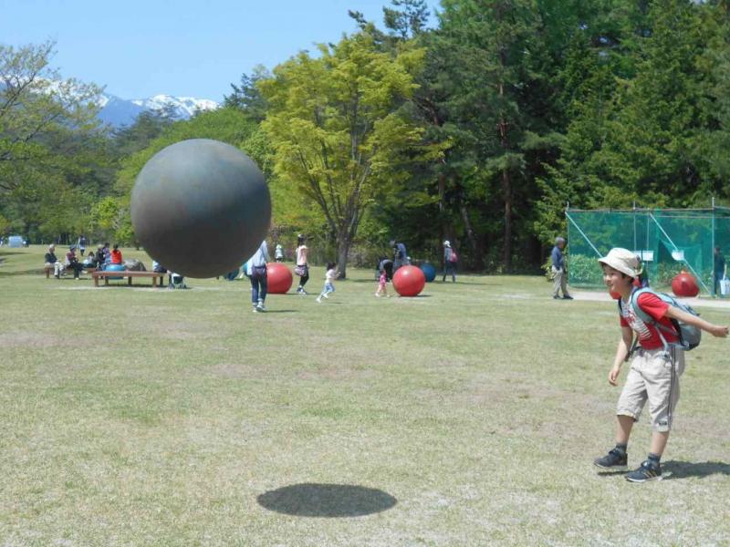 子育て環境としての松本の画像