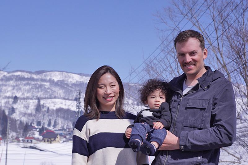 ◆移住後に出産。母親向けのサポートが充実していて助けられていますの画像