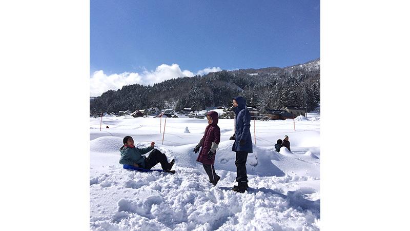 飯山に移住して、家族関係にも良い変化がの画像