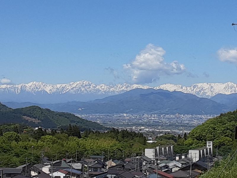 ●須坂市の生活環境についての画像